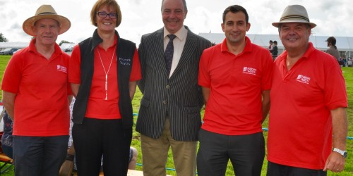 HW Sponsor Holsworthy Agricultural Show for  5th year running!