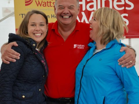 Award-winning Accountants celebrate five years in North Devon at Holsworthy & Stratton Agricultural Show image 1