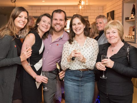 Award-winning independent City Centre restaurant celebrates fifth milestone with anniversary party image 1