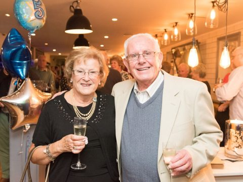 Award-winning independent City Centre restaurant celebrates fifth milestone with anniversary party image 3