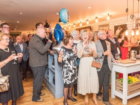 Award-winning independent City Centre restaurant celebrates fifth milestone with anniversary party image 4