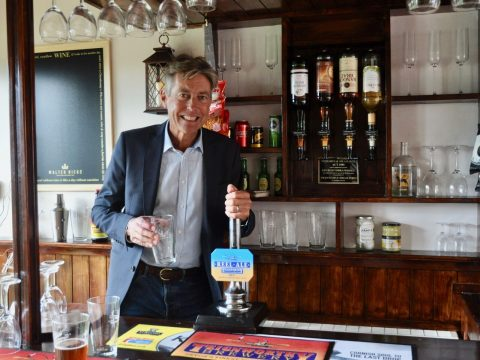 Ben Bradshaw MP helps celebrate 'overall outstanding' by CQC image 5