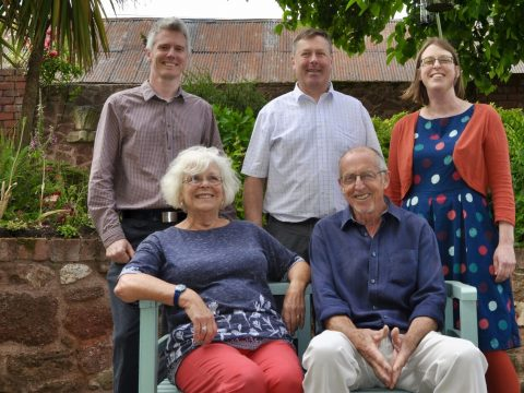 Care home celebrates 30 year anniversary with garden fête image 4