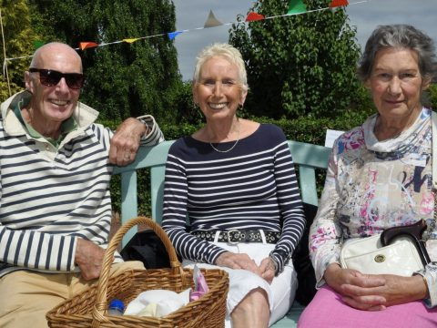 Care home celebrates 30 year anniversary with garden fête image 6