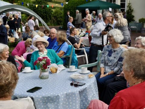 Care home celebrates 30 year anniversary with garden fête image 8