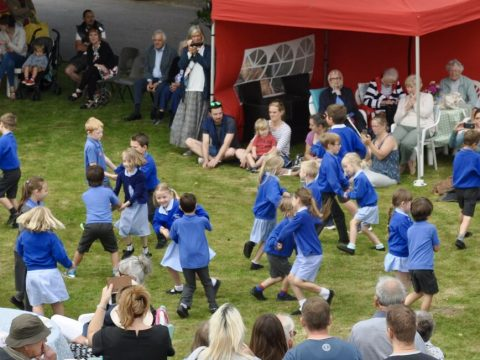 Care home celebrates 30 year anniversary with garden fête image 10