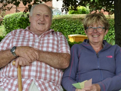 Care home celebrates 30 year anniversary with garden fête image 13