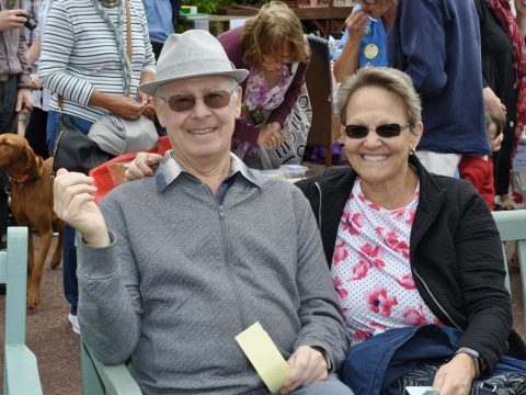 Care home celebrates 30 year anniversary with garden fête image 15