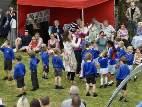 Care home celebrates 30 year anniversary with garden fête image 21