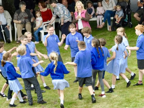 Care home celebrates 30 year anniversary with garden fête image 22