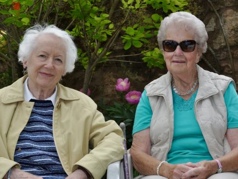 Care home celebrates 30 year anniversary with garden fête image 25