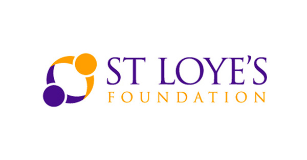 St Loyes logo