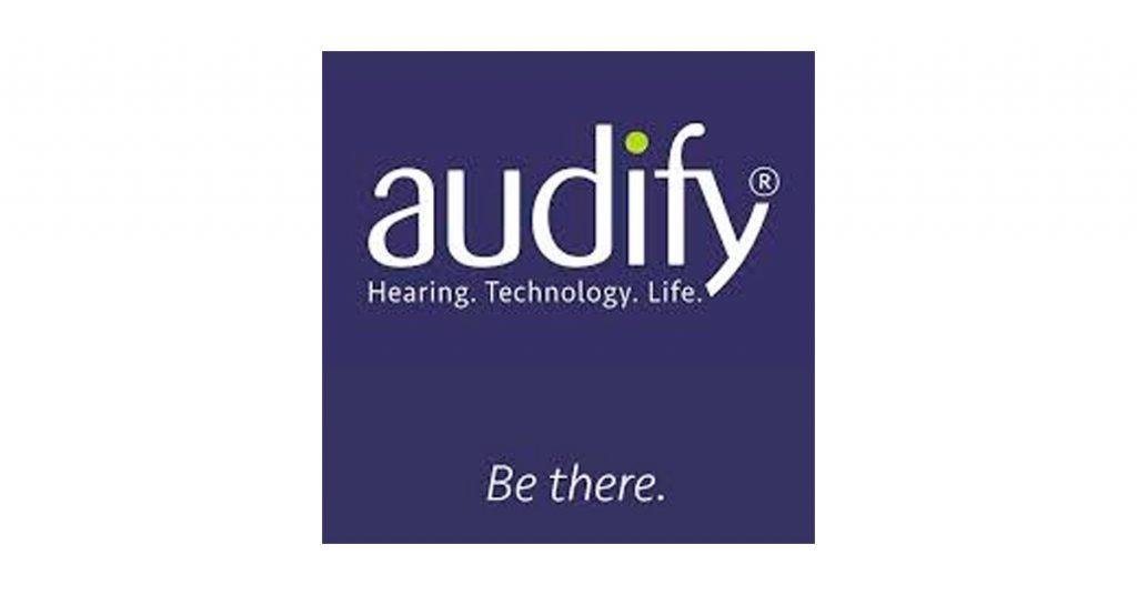 Audify logo