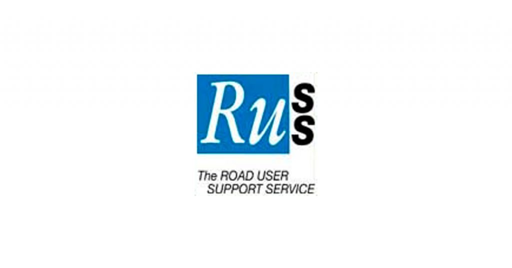 The Road User Support Service logo
